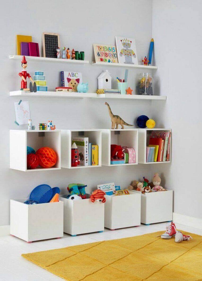 Kids Bedroom Ideas Cheerful Playground - Harptimes.com