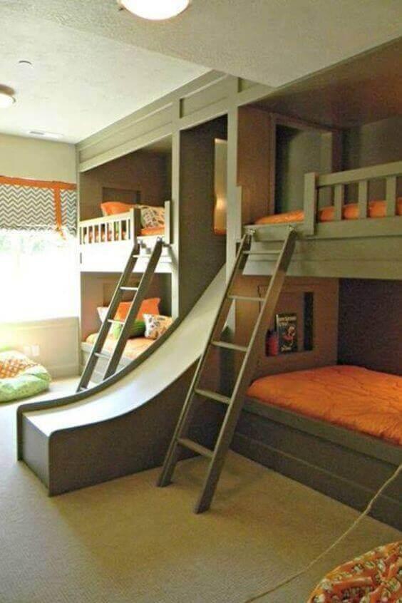 Kids Bedroom Ideas Double Bunk Beds - Harptimes.com