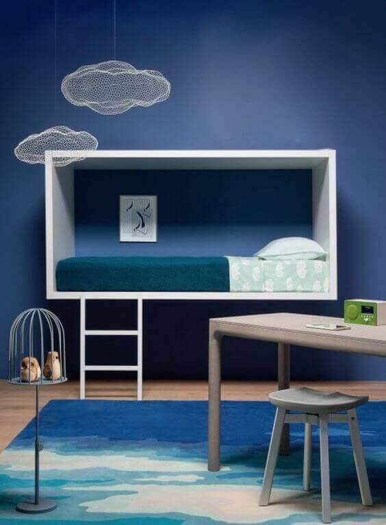 Kids Bedroom Ideas Full of Clouds - Harptimes.com