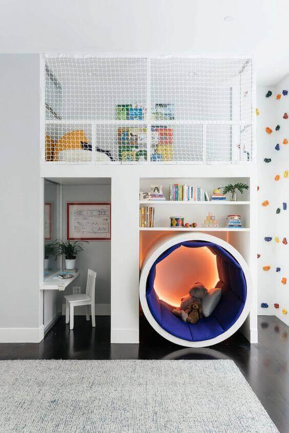 Kids Bedroom Ideas Sporty Escape - Harptimes.com