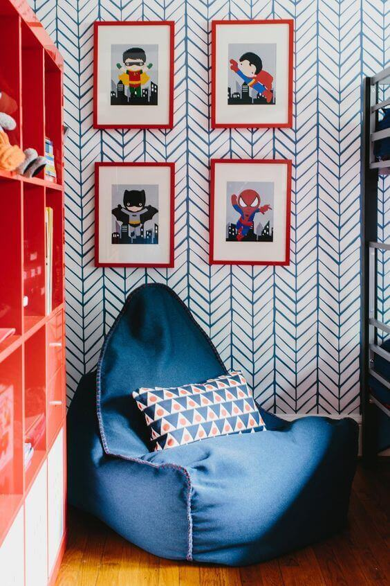 Kids Bedroom Ideas Superhero Fantasy - Harptimes.com