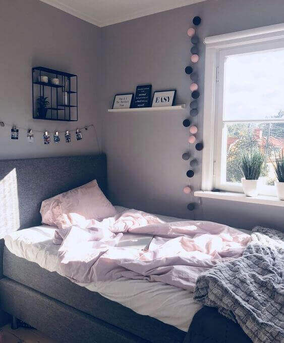 Minimalist Girls Bedroom Ideas - Harptimes.com