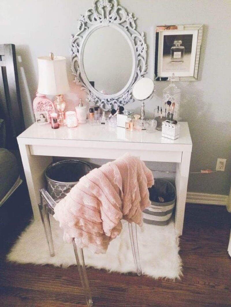 Shabby Chic Makeup Room Ideas - Harptimes.com
