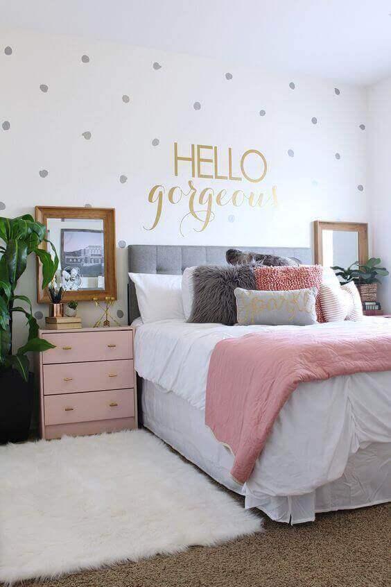 Spacious Spacious Cute Girl Bedroom Ideas Wallpaper - Harptimes.com