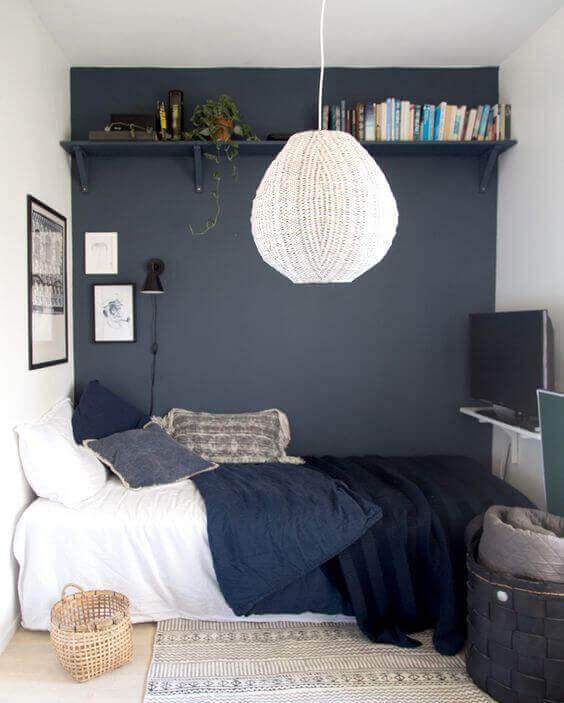 Modern Small Bedroom Ideas Pinterest - Harptimes.com