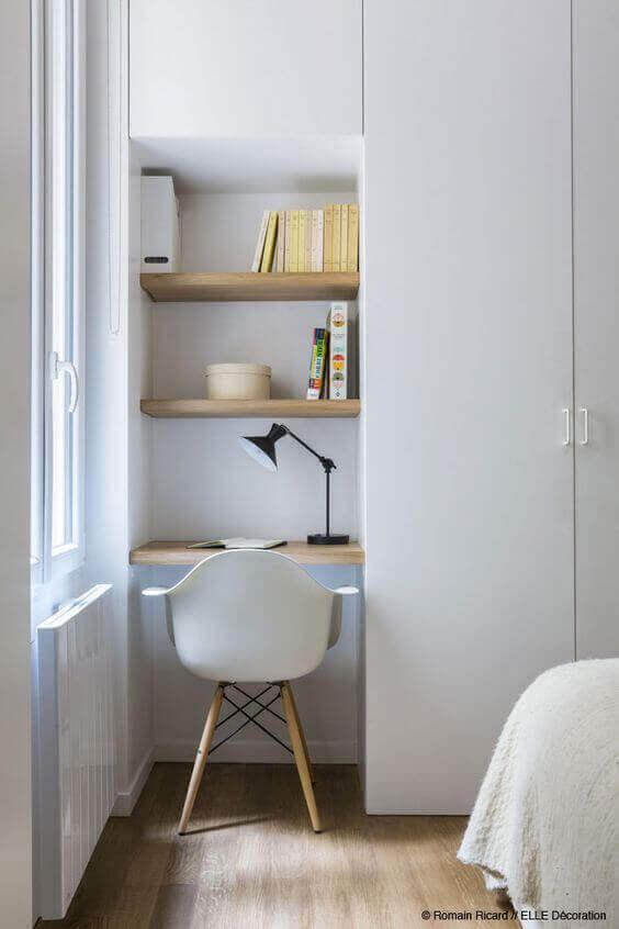 Ikea Small Bedroom Ideas with Study Area - Harptimes.com