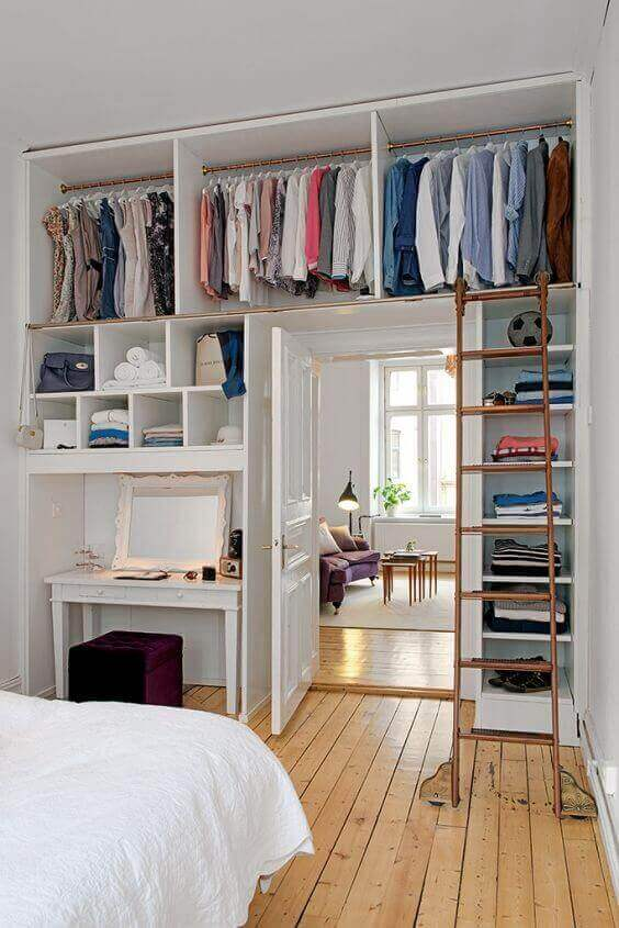 Storage Compartment for Small Bedroom Ideas - Harptimes.com