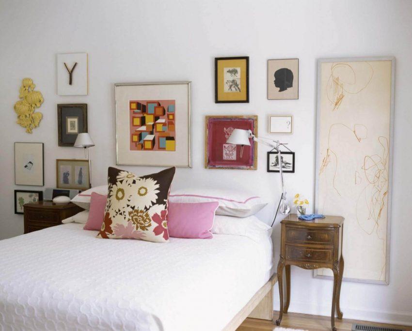 Gallery Wall Ideas Bedroom