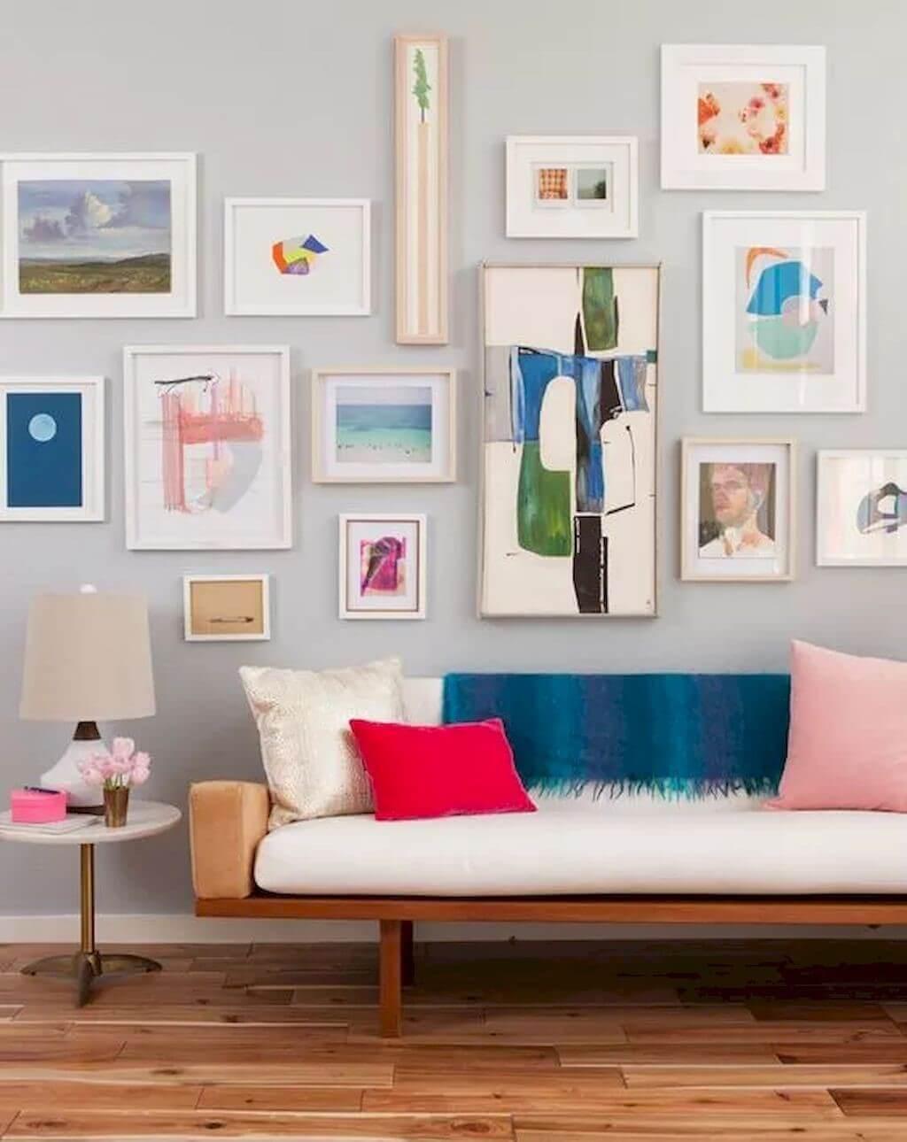 Wall Gallery Ideas Frames