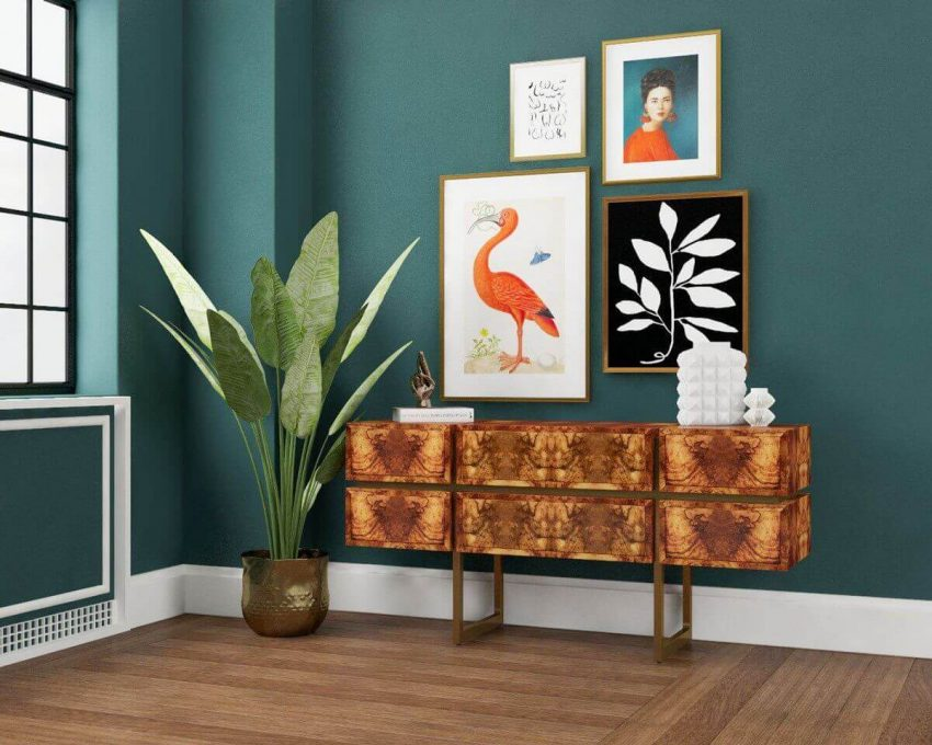 Wall Gallery Ideas with Midas Touch