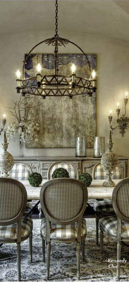 French Country Decor Let's Dig in! - Harptimes.com