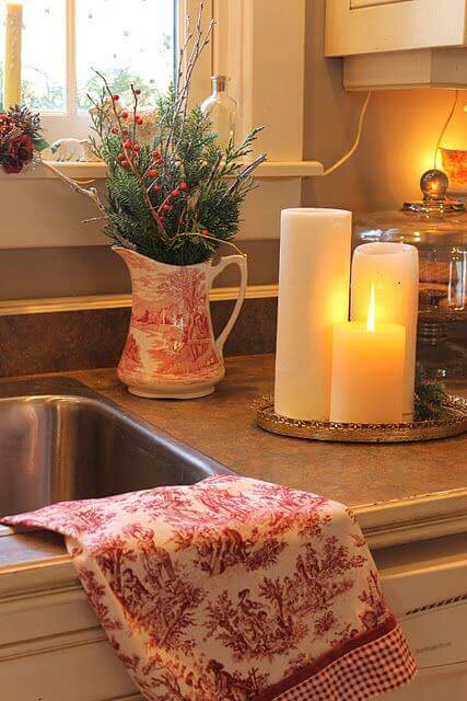 French Country Decor Romantic Kitchen - Harptimes.com